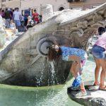939271 Il caldo a Roma